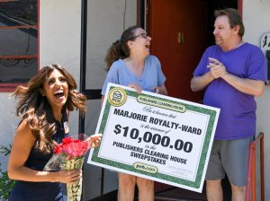 It's Time To Get The Sweepstakes Advantage At Win Big Money